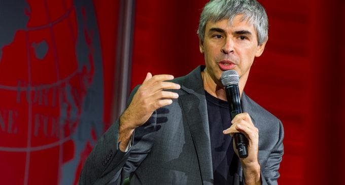 Historias de personas de éxito: Larry Page, cocreador de Google