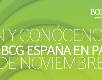 Evento BCG España en París