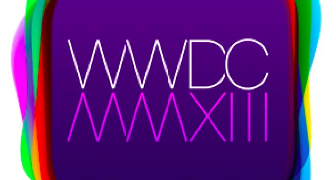 Conferencia WWDC'13 de Apple: rediseñando su camino